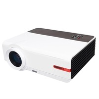 Rigal Projector RD808A 5500 Lumens HD Projector LED WIFI Android Projector 3D Beamer 1280*800 LCD HD