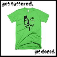 ANONYMOUS. vendetta guy fawkes mask v2 $15.00