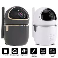 WIFI Wireless HD 1080P IP Camera Night Vision Motion Sensor PTZ Two Way Intercom Security Camera