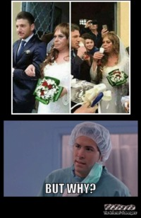 Wedding picture but why funny gif @PMSLweb.com #funny #humor #lol #gif #PMSLweb