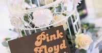 "15 fab and unusual wedding table name ideas �€"" Part 1"