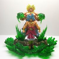Dragon Ball Z Broly Super Saiyan Evolution PVC Action Figure