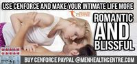 Learn all About Sildenafil Cenforce Medication   MenHealthCentre Cenforce is One of the best medication ever for treating Erectile Dysfunction in Men. If you miss your sexual life and not able to make your lady happy then she may leave you or find anothe...