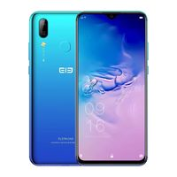 ELEPHONE A6 MAX 6.53 inch 20MP Dual Rear Camera NFC Wireless Charging 4GB 64GB Helio P22 Octa Core 4G Smartphone