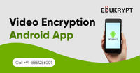 Edukrypt has developed the latest version of video encryption android app which is a specialized encryption of your important video files. It uses 256 Bit AES Technology, Watermark Protection. Know More Call: +91-885-128-6001 or Visit https://www.edukrypt...