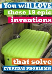 These brilliant machines really make a very good life hack. Have you seen one of them? Watch as we unfold these epic inventions that will help you with your everyday life!