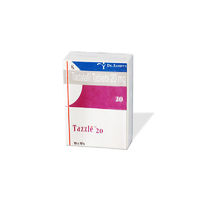 Tazzle 20 Tablet is utilized to treat erectile dysfunction, symptoms of benevolent prostatic hypertrophy, pulmonary blood vessel hypertension, and improve exercise limits in people.