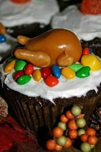 #WerthersCaramel and #Caramel I am on a mission to create these for Thanksgiving, how CUTE is that Turkey?