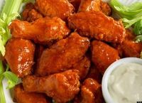 Classic Buffalo Chicken Wings...i'll be making this tonight!!!