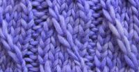 Twilled Stripe Stitch | The Weekly Stitch............................VIDEO......VIDEO.........