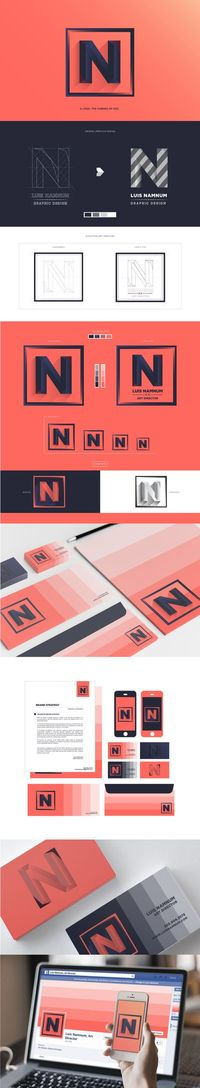 Brand Identity Re-design on Behance