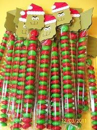 Grinch treats--I am thinking of a Grinch class party this year.