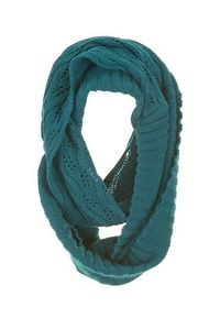 Mixed Stitch Infinity Scarf (original price, $18) available at #Maurices