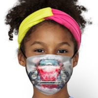 Car Kids Face Mask $14.95