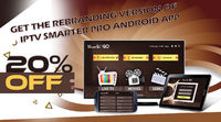 WHMCS Smarters provides rebranding of IPTV Android app where you can customize your IPTV Android app using your own logo, package name and app name along with new Multi-screen addon . Buy now , visit : http://bit.ly/2V5j8gI