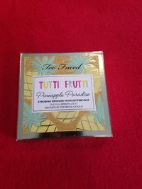 �Ÿ'‹�Ÿ'� Too Faced Tutti Frutti Bronzer Highlighting Duo - Pineapple Sun �� 100% Authentic $29.95 �Ÿ'‹�Ÿ'�