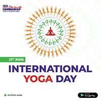 International Yoga Day   Clear your Mind Transform your Body Nourish your Spirit. Do Yoga Everyday. Shrinath Wishing you all a Very Happy and Healthy International Yoga Day. #internationalyogaday2019 #yogaday #internationaldayofyoga2019 #य�&#82...