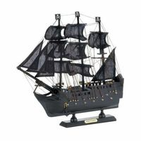 Pirate Ship Model @The Lavender Lilac