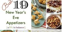 19 Best New Year's Eve Appetizers