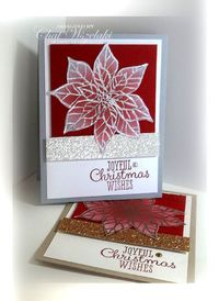 Joyful Christmas, Stampin' Up, Me, My Stamps and I