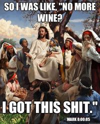 See more 'Story Time Jesus' images on Know Your Meme!