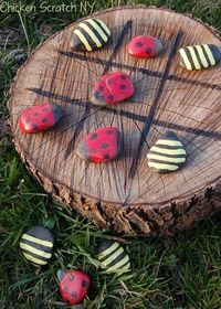 Dreamalittlebiggerblog: Isnt This Bumble Bee And Lady Bug...