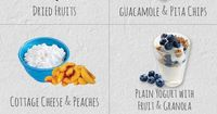 healthy snacks to pack