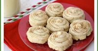 Want a fun festive treat for a holiday gift or party? Try these I Love Eggnog Cookies Recipe, it will be perfect!