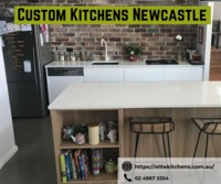 Elite kitchens & Bars specialize in designing Custom Kitchens in Newcastle. We design and supply hassle-free custom-made kitchens. Our team of builders is local specialists in the manufacturing, design, and installation of custom kitchens. We provide ...