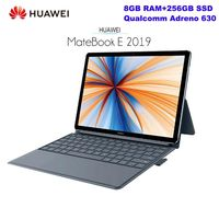 HUAWEI MateBook E 4G Tablet Notebook 12.0 Inch Laptop Windows 10 Qualcomm SDM850 8GB RAM 256GB SSD Fingerprint Sensor $1618.00