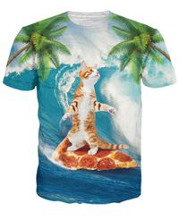 Surf Cat T-Shirt $29.00