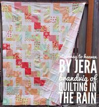 Moda Bake Shop: Stairway to Heaven Quilt Tutorial - layer cake/jelly roll