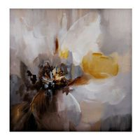 Summer is the perfect time to touch up your living space! Add some color with pieces like our Greige Abstract Floral Canvas Art Print. Its neutral and soft style is a great compliment to any room in the house. Shop at $39.98 through 7/24!