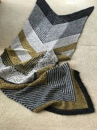 Ravelry: Suburban Wrap pattern by Joji Locatelli