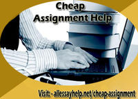 Get help in Cheap Assignment Help with our experts and be a topper among your classmates.