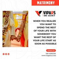 Vipars- The No. 1 & most successful Matrimonial Site from V1agency. Trusted by lakhs of Telugu Brides & Grooms globally. Register Free, we are also provides services like agriculture water pumps, visa immigration services in rural area.