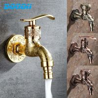 Retro Tap Decorative Outdoor Garden Faucet $24.99