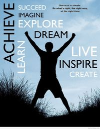 Success quotes with image