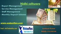Nidhi Software Providing Websoftex pioneer & market leaders. We offering end-to-end User software customized Solutions and support services to Banking Software Companies In India. If You Have any Doubts Please Visit Our Website Url http://websoftex.co...