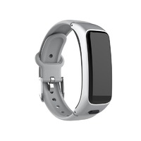"""XANES BY21 0.96"""" TFT Color Touch Screen IP67 Waterproof Smart Bracelet Bluetooth Headset Heart Rate Blood Pressure Monitor Fitness Smart Watch"""