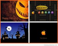 Best Halloween desktop wallpaper themes