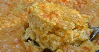 Cheese Grits Casserole 2 cups water 3 cups chicken stock (I use low sodium or vegetable stock can be substituted) 1 cup milk 2 teaspoons salt 1/2 teaspoon pepper 1/4 teaspoon garlic powder dash of cayenne pepper 2 cups quick cooking grits 2 cups &...