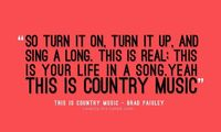 <3 country music!