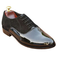 Johny Weber Handmade Patent Leather Handmade Oxford