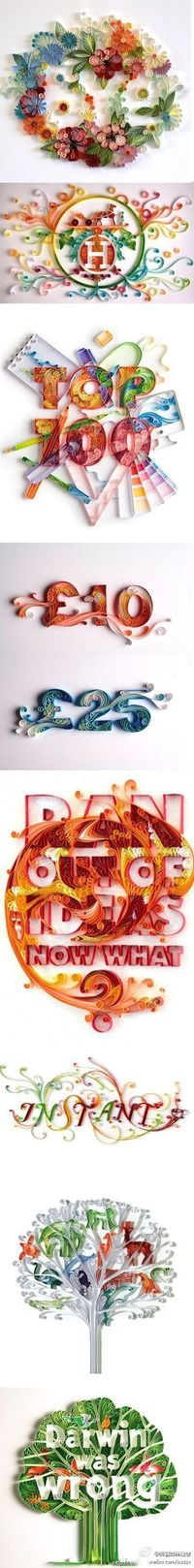 this paper quilling thing is SO cool!!! tricky, but cool!