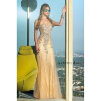 Black/Nude Alyce Prom 6390 Alyce Paris Prom - Rich Your Wedding Day