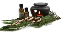 Diffusing essential oil blends is a fun and natural way to spread yummy aromas throughout any spa...