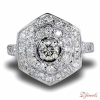 Christmas Engagement Diamond Ring ****GRAND CHRISTMAS AND NEW YEAR SALE****  **11% discount on Diamond Jewellery by Djewels.org on this Christmas And New Year**  **Enjoy with trending and exclusive Diamond Jewellery Collection by Djewels.org on t...