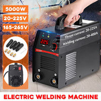 265V 225A 5000W Portable Electric Welding Machine IGBT ARC Inverter Welder Tool