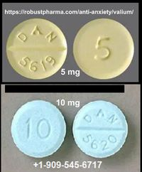 Buy Valium Online, it is used for treating alcohol withdrawal, anxiety, and seizures. Also known as Diazepam, valium is used to relieve muscle spasms and to provide sedation before any medical procedures too. Valium effects by calming the brain and body n...